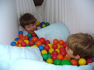 Gruppentherapie Kinder